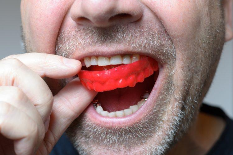 ochraniacz na zęby