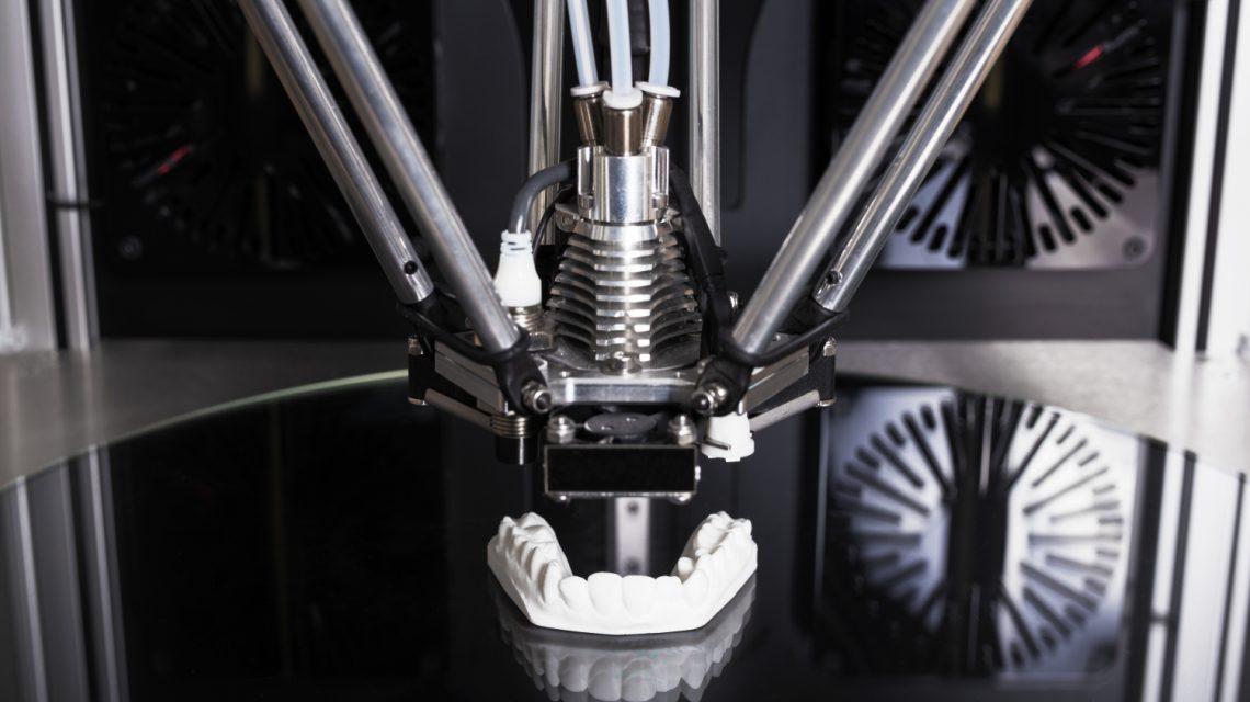 drukarka 3d w stomatologii